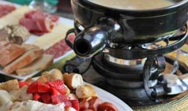 Afternoon Fondue