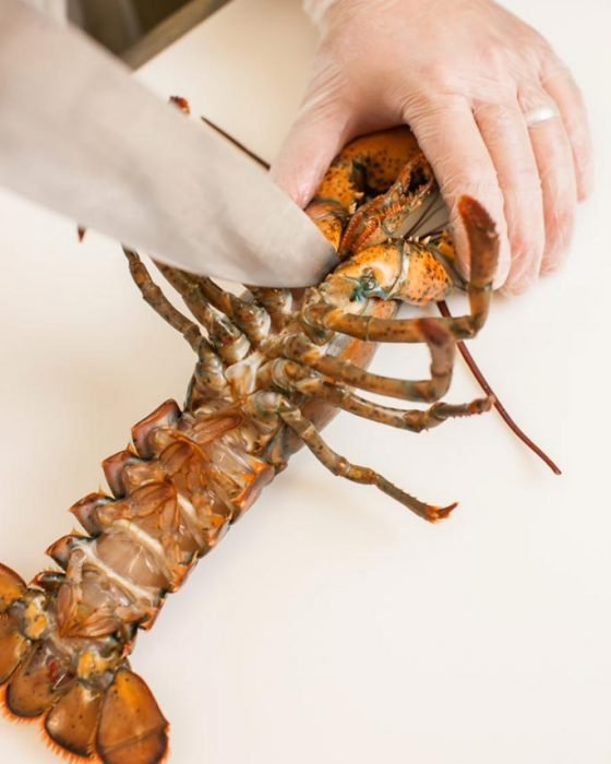Baked Stuffed Lobster | Wild Rose Restaurant Recipes